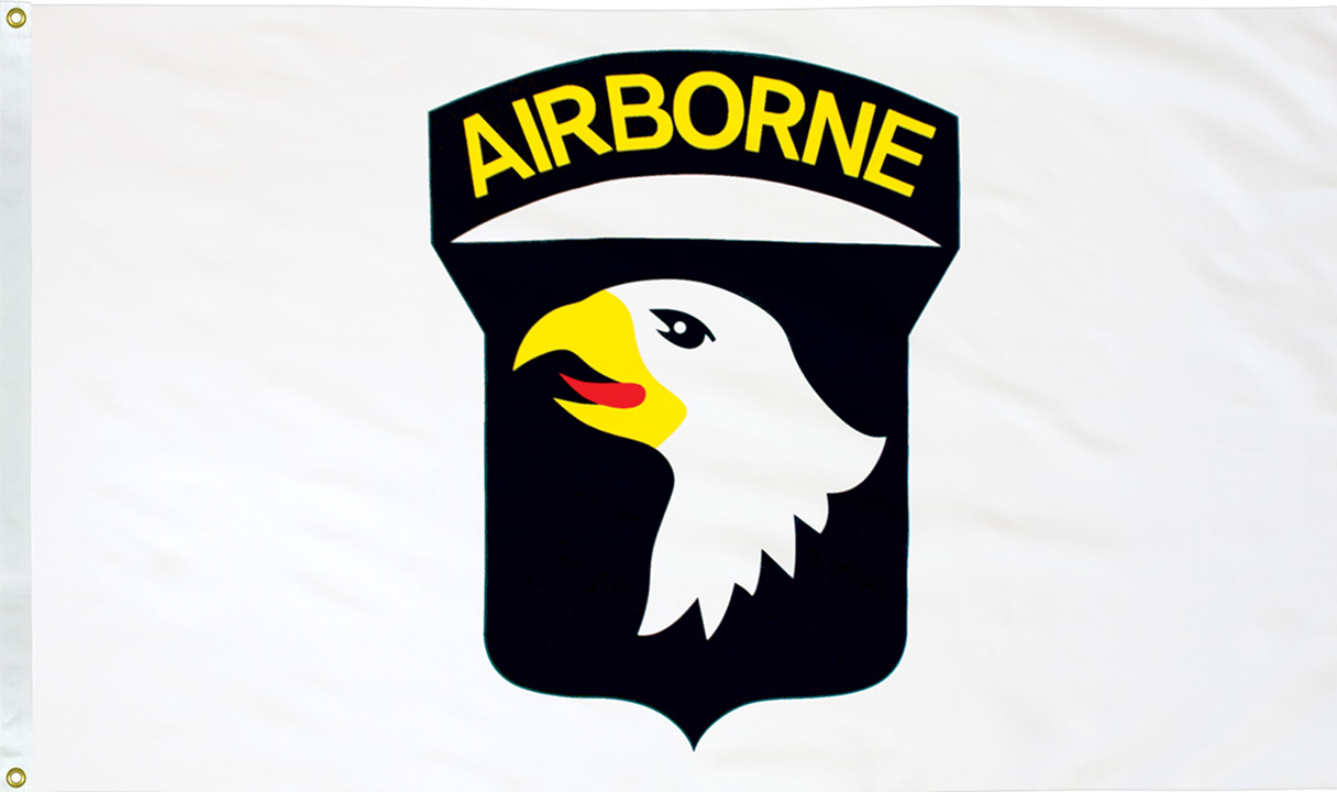 101 st Airborne Flags