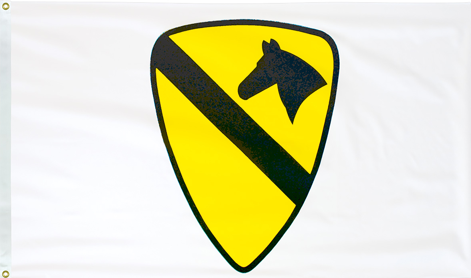 1st Cavalry Flags