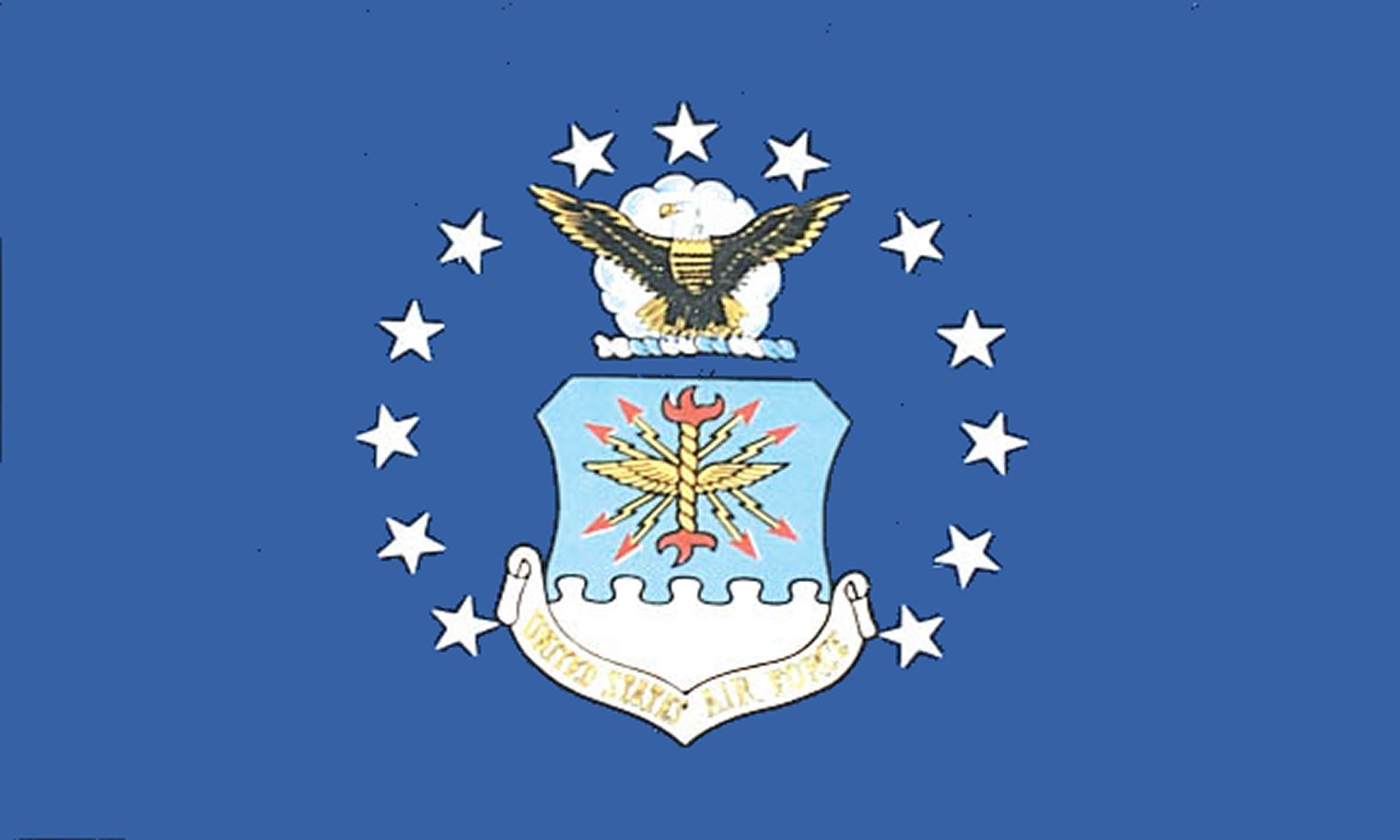 Air Force Outdoor Flags