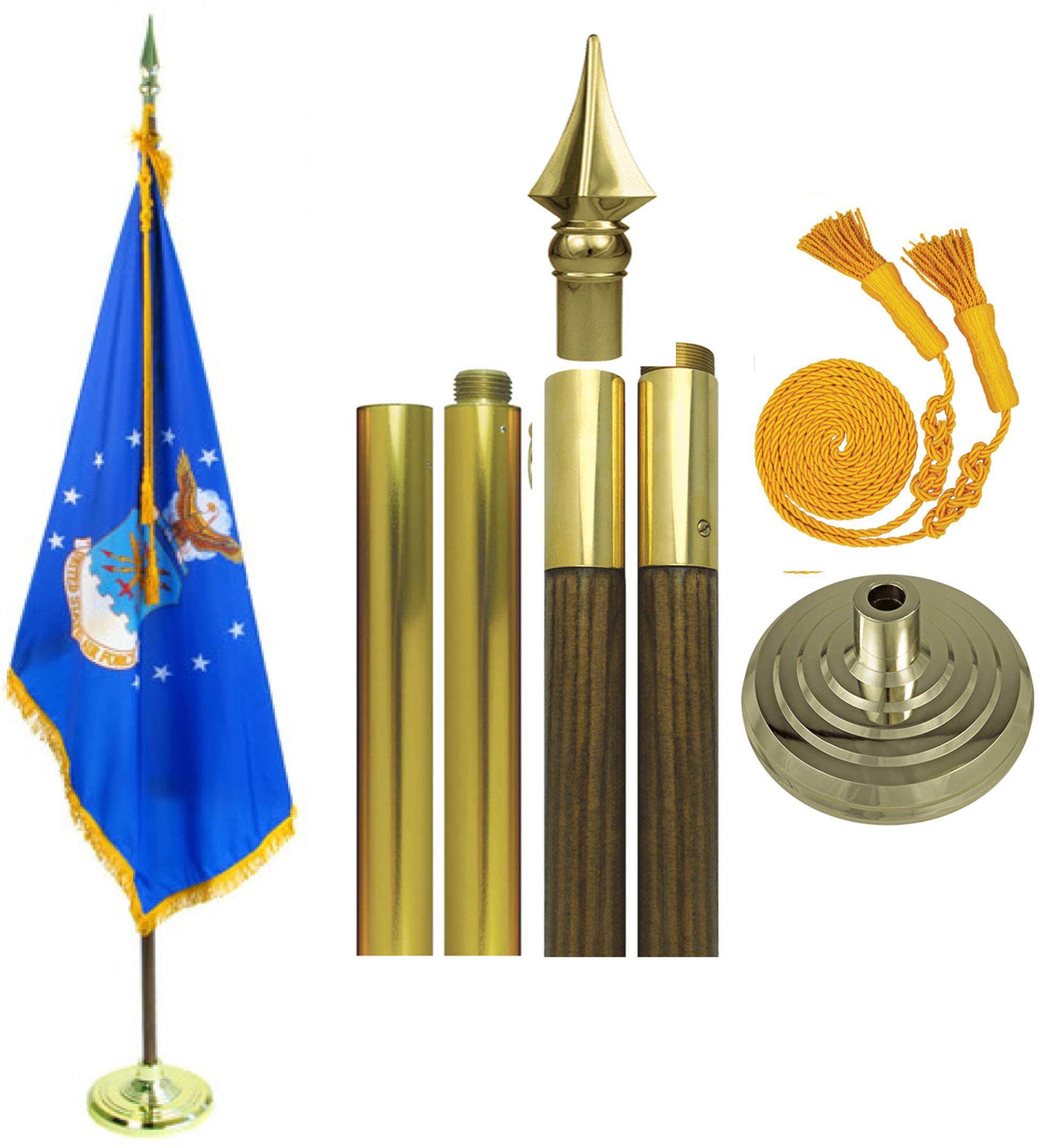 Air Force Parade Flag Sets