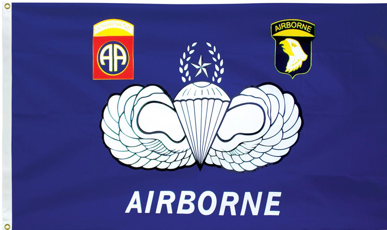 Airborne Flags