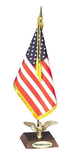 Ambassador Flag Set