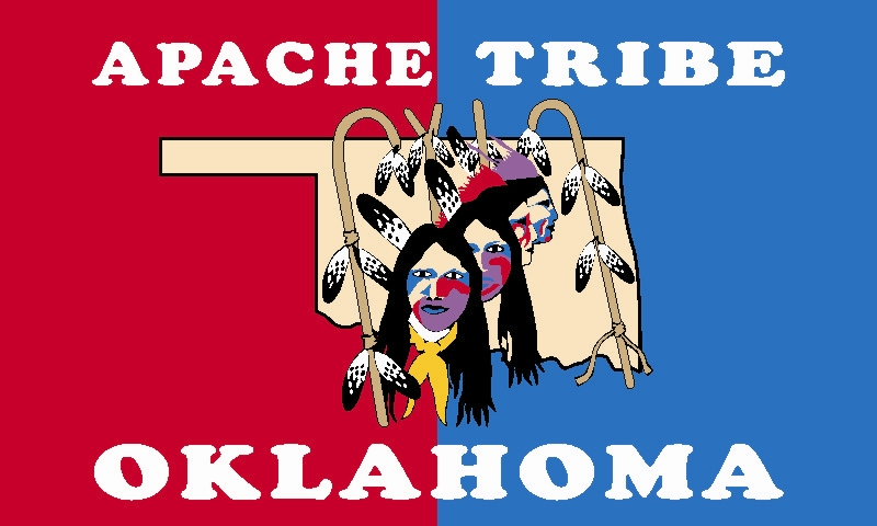 Apache Tribe Flags