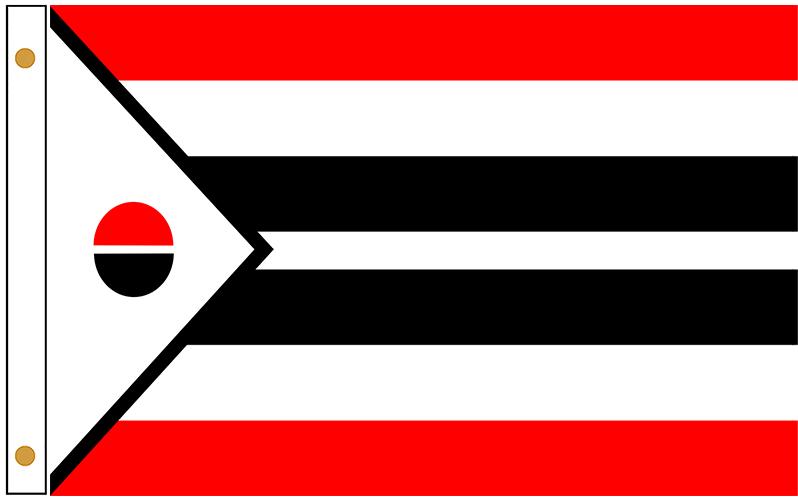 Arapaho Tribe Flags