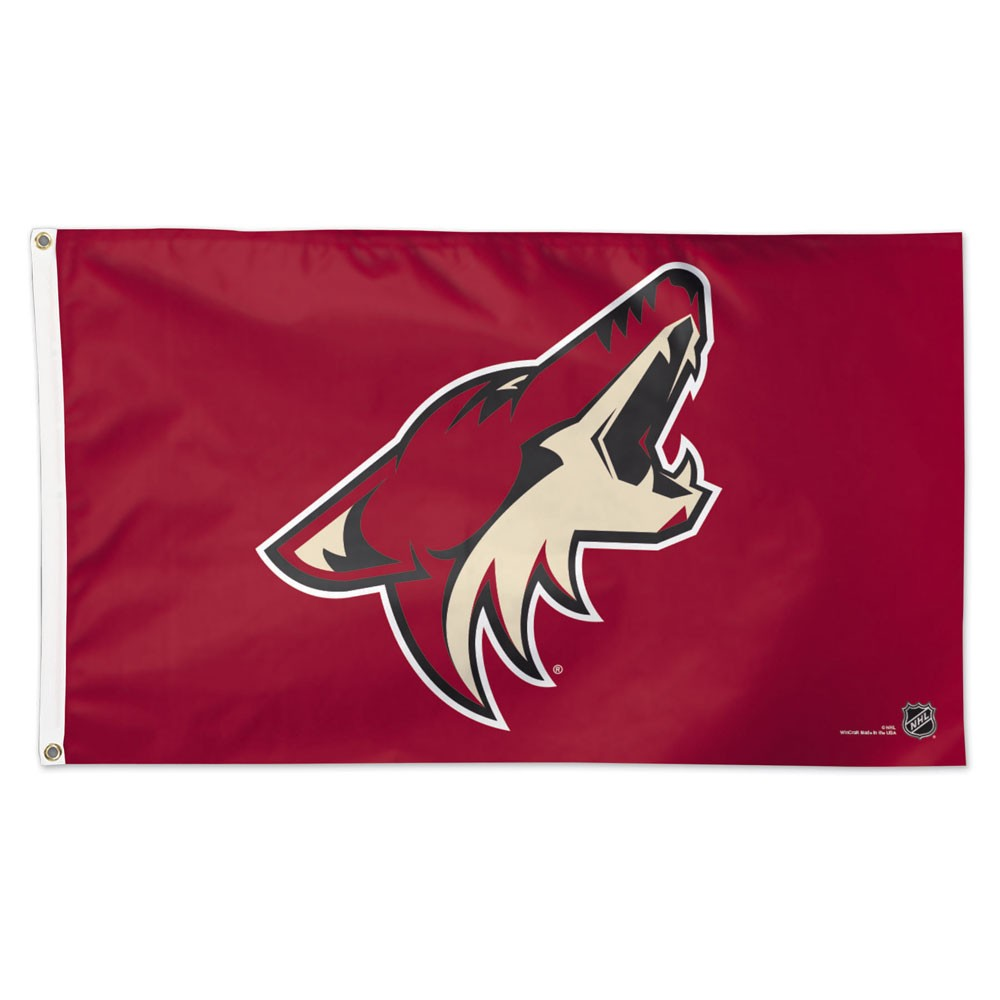 Arizona Coyotes Flags