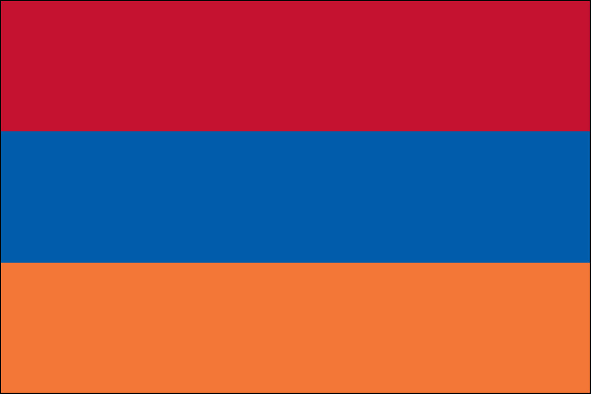 Armenia Official Government Flags
