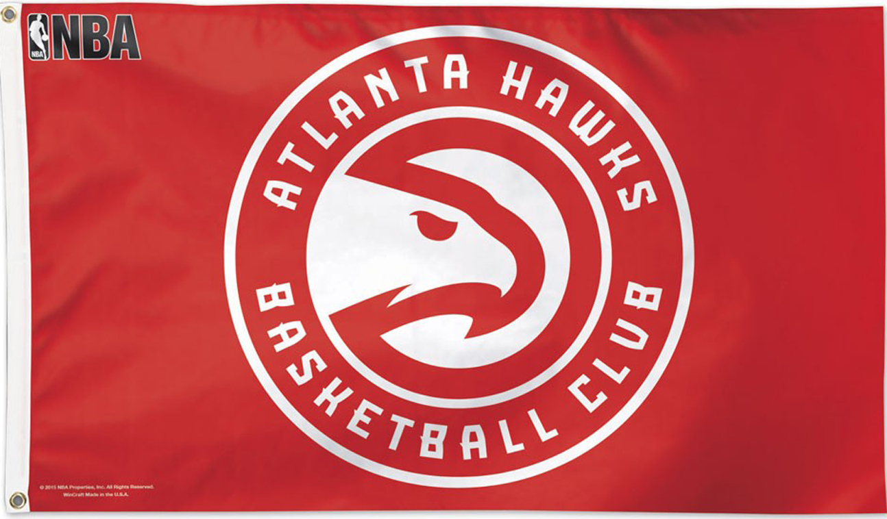 Atlanta Hawks Flags