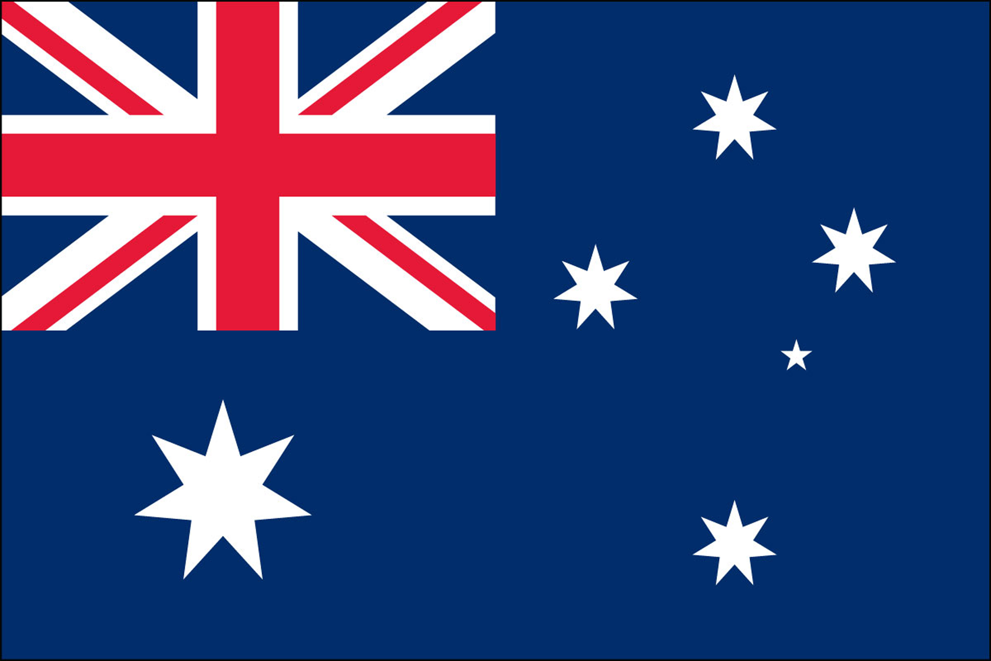 Australia Official Government Flags
