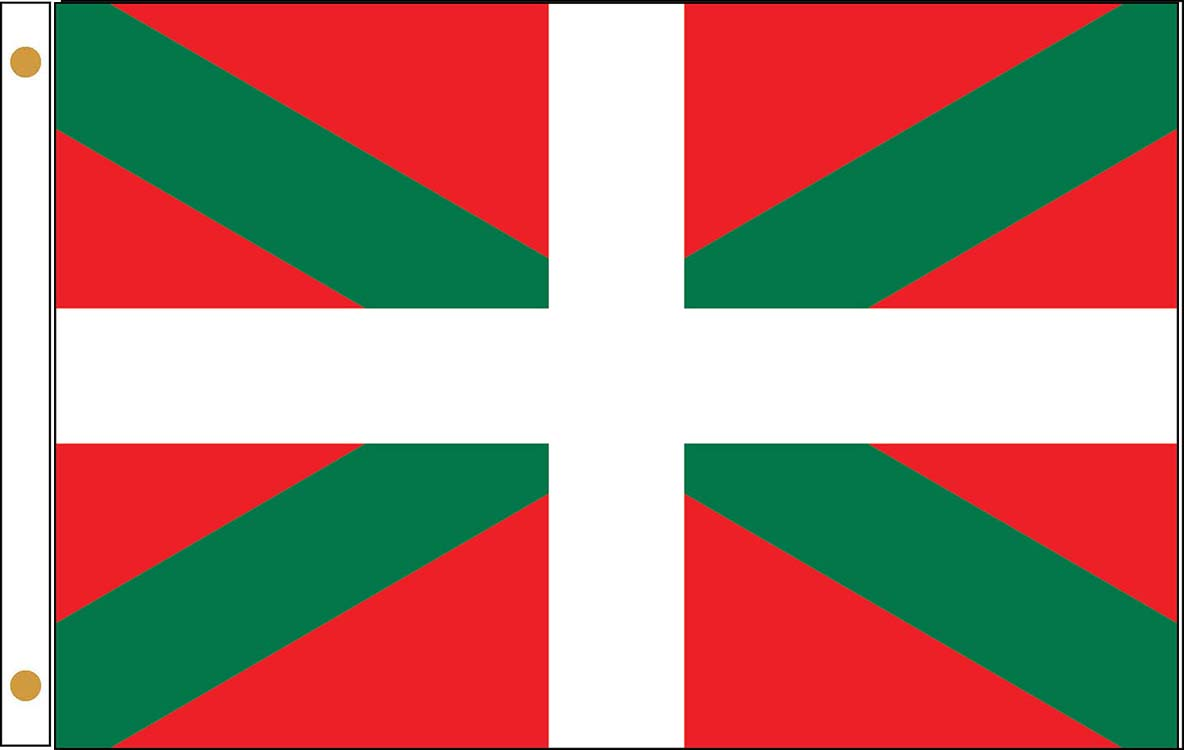Basque Official Flags