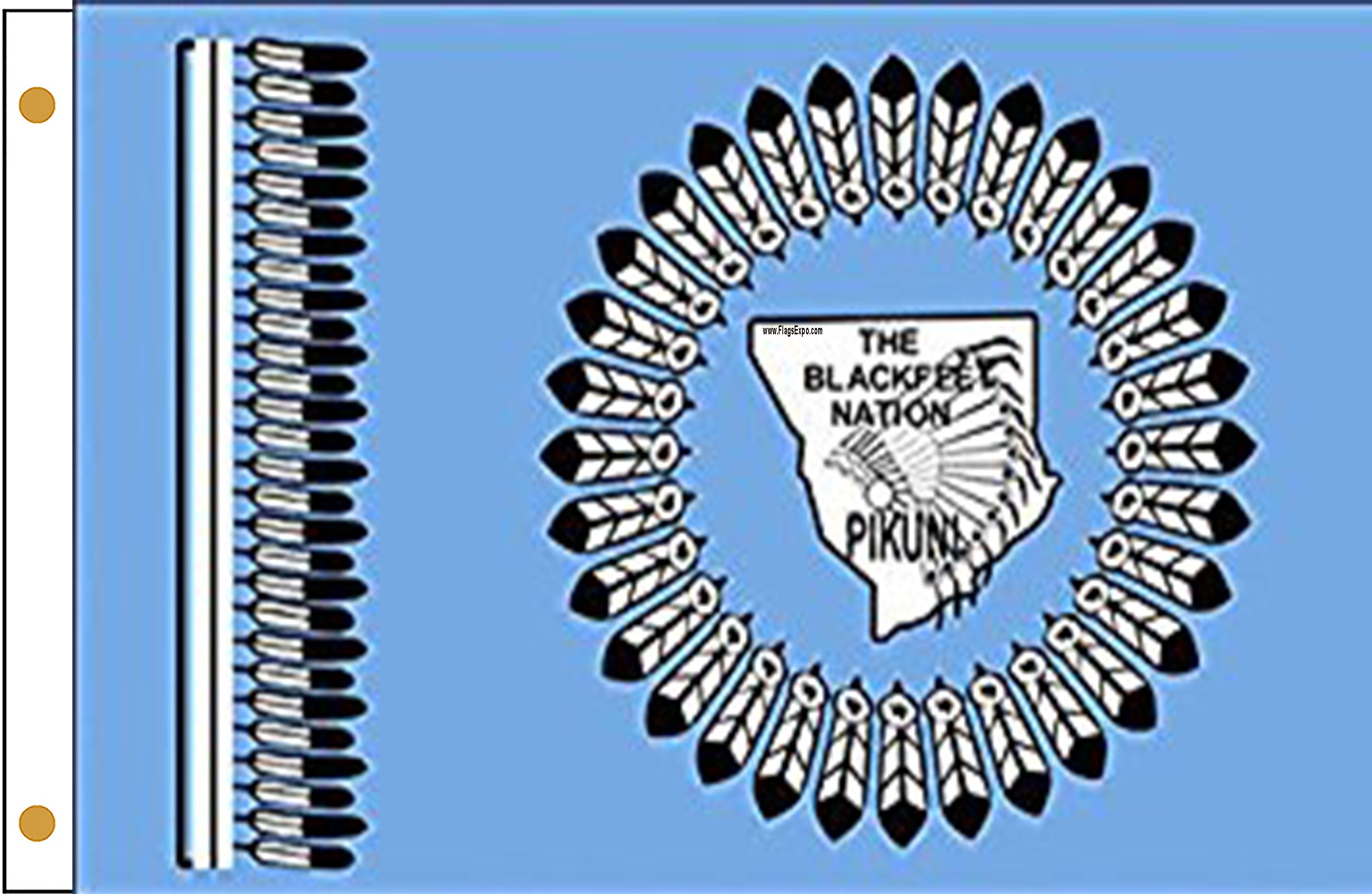 Blackfeet Tribe Flags