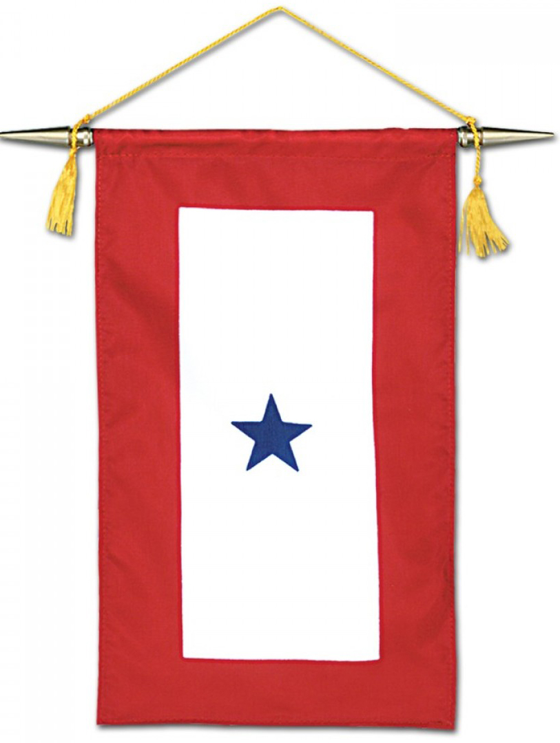 Blue Star Banner