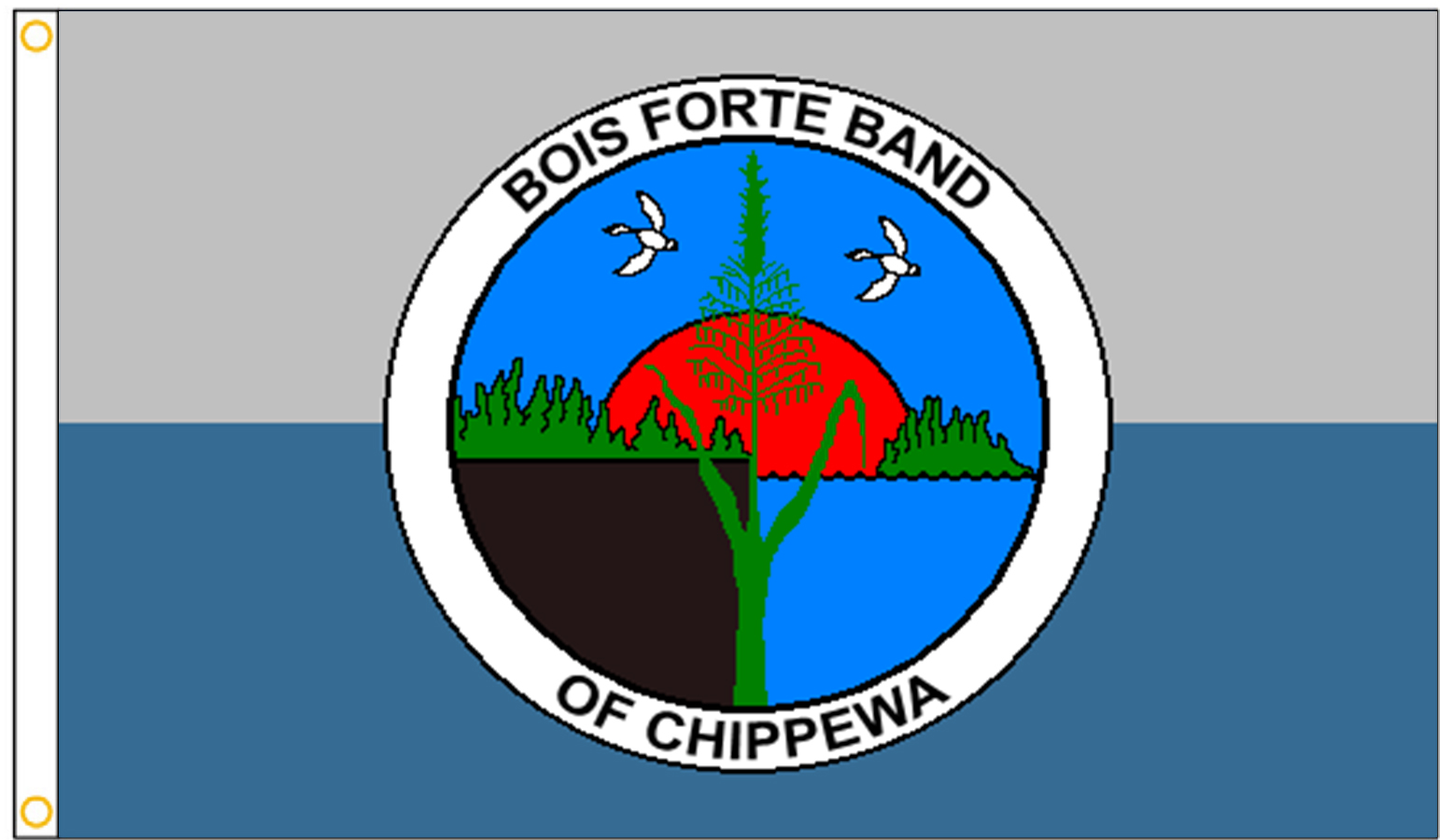 Bois Forte Band of Chippewa Flags