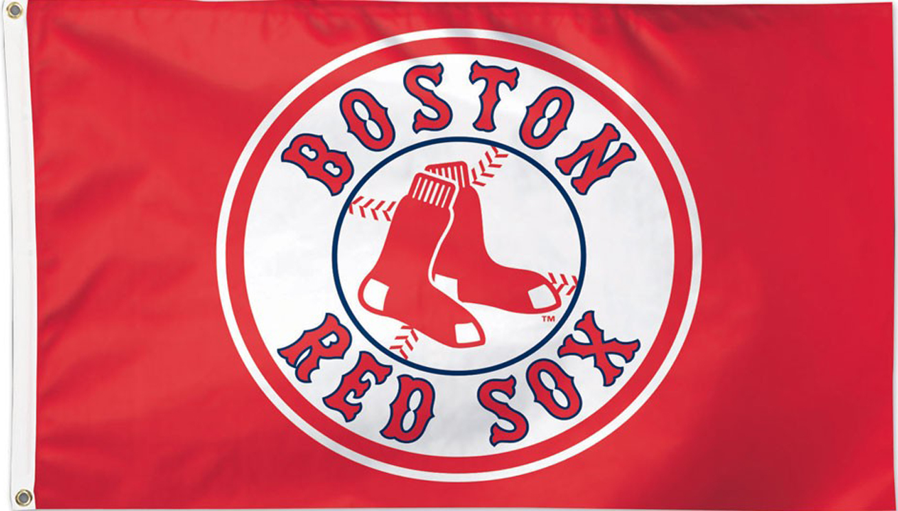 Boston Red Sox Flags