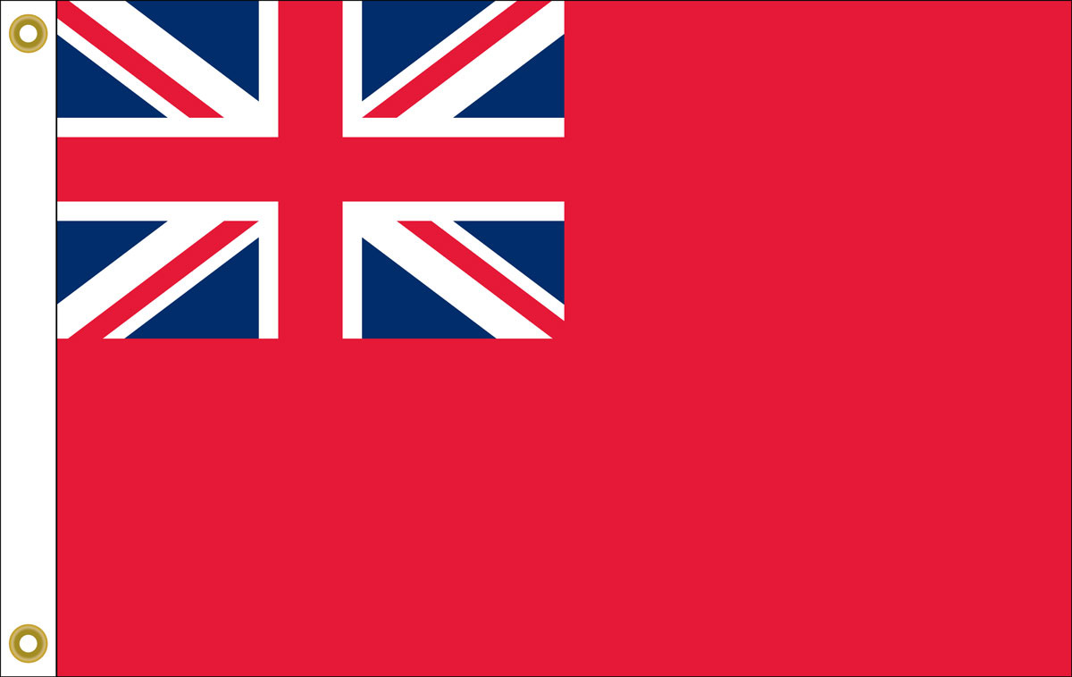 British Red Ensign Flags