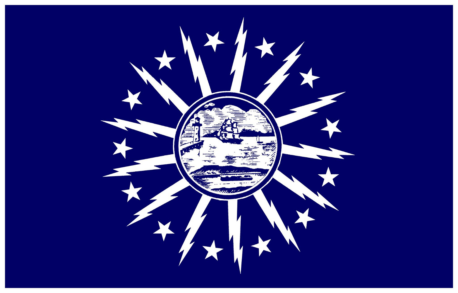 Buffalo New York Flags