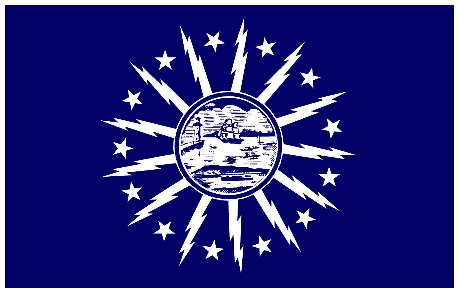 Buffalo New York Flags