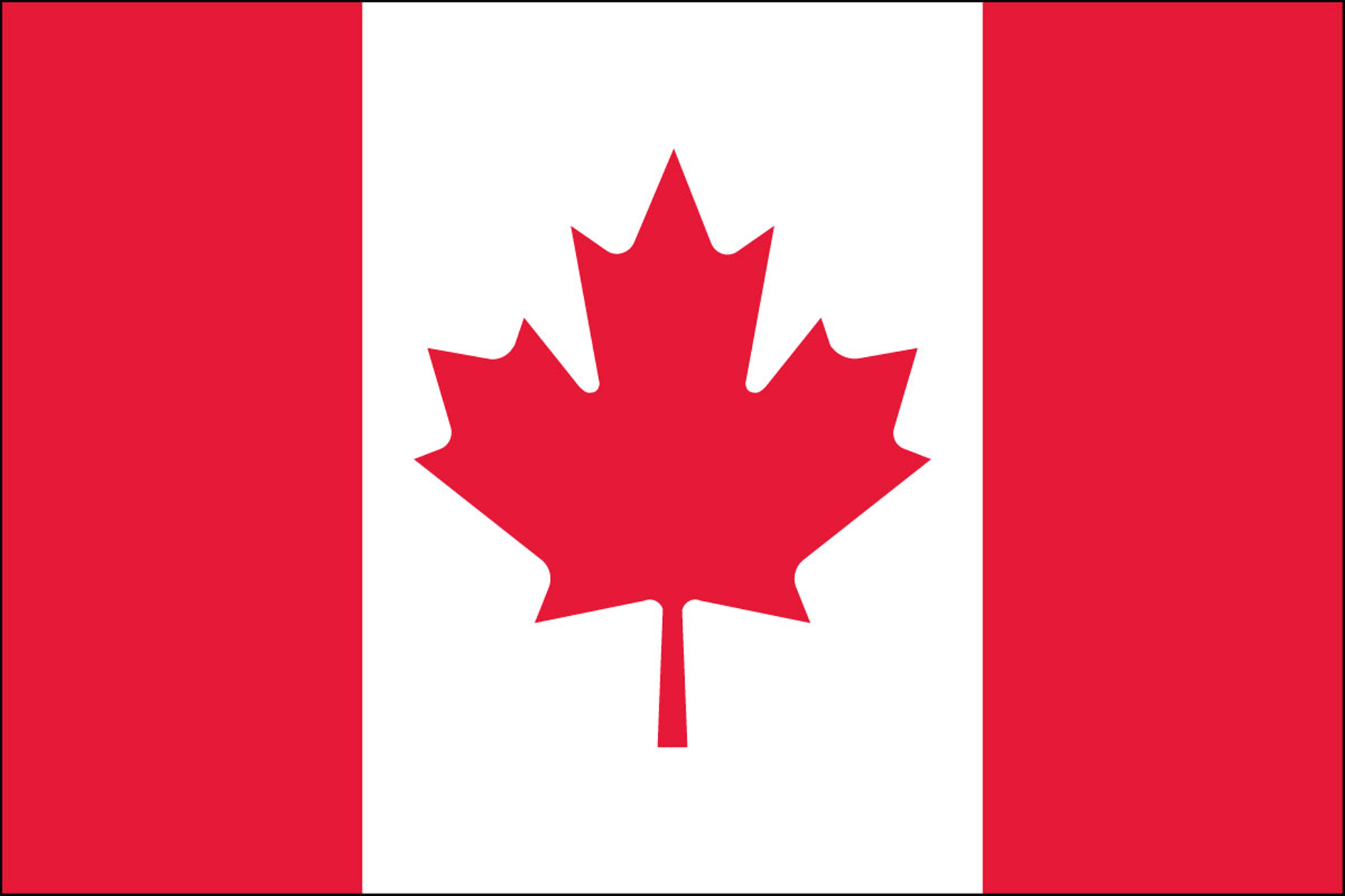 Canada Official Flags