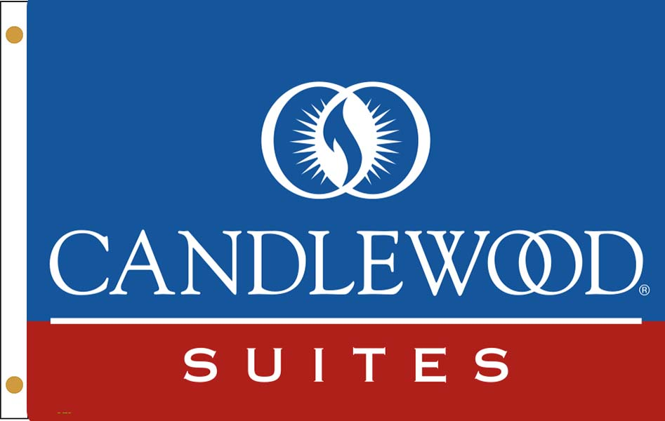 Candlewood Suites Hotel Flags