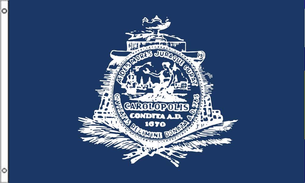 Charleston SC Flags