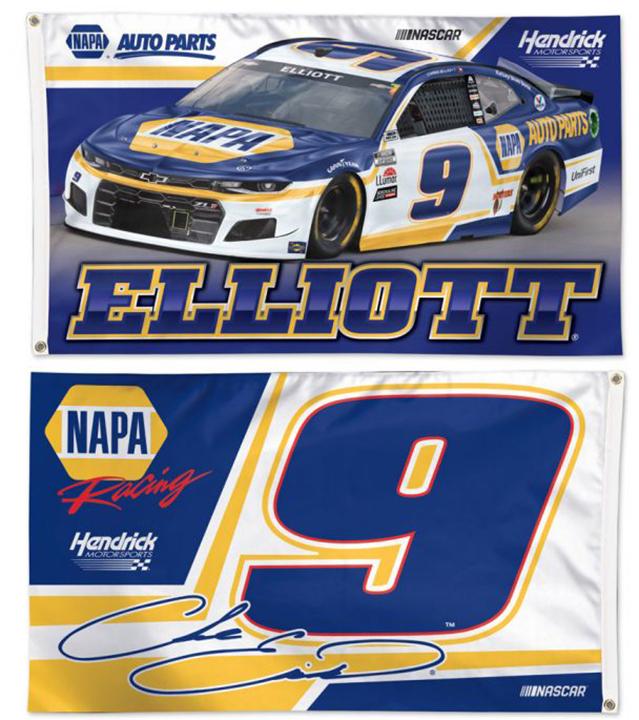 Chase Elliott NASCAR Flag
