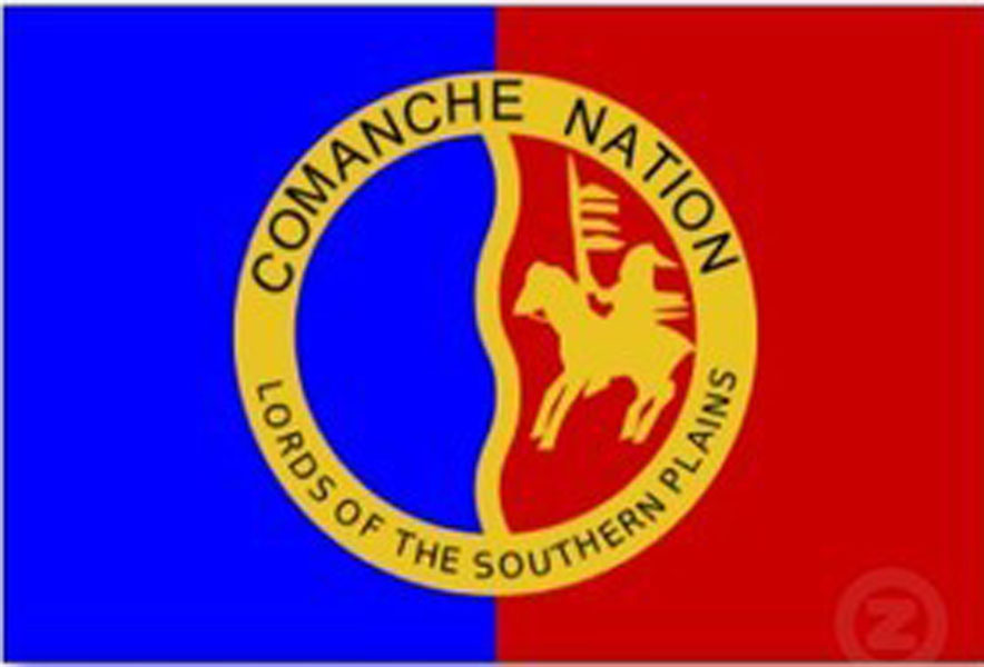 Comanche Tribe Flags