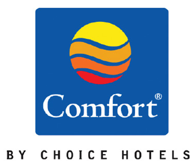 Comfort Inn Hotel Flags