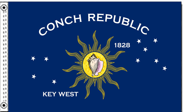 Conch Republic Flags