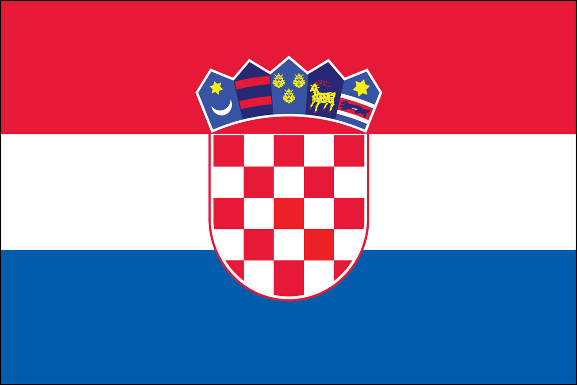 Croatia Flags