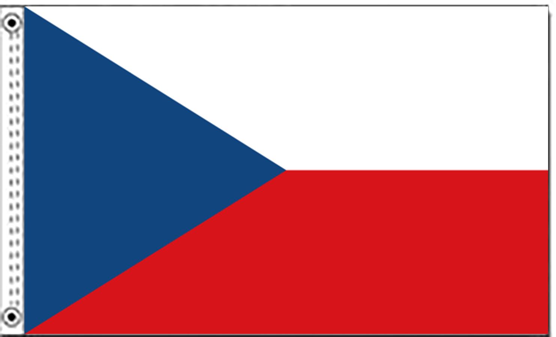 Czech Republic Flags