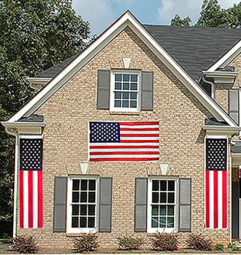 Patriotic Decorating Kit Transform Your Gazebo Yard Or Garden With Patriotic Decorating Kit