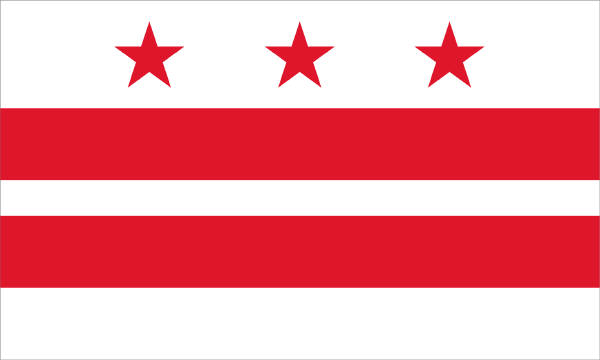 District of Columbia Flags