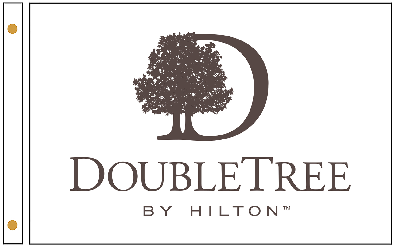 DoubleTree Hotel Flags