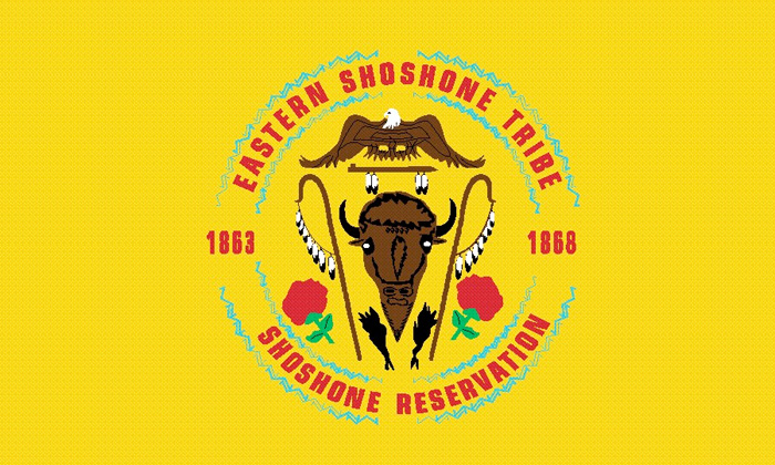 Eastern Shoshone Tribe Flags