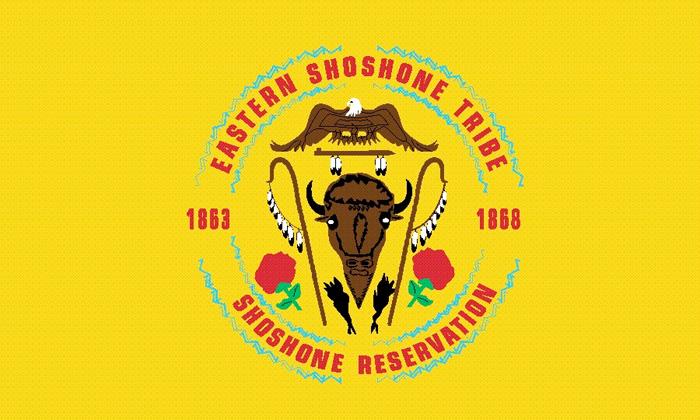 Eastern Shoshone Tribe Flags