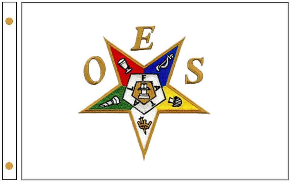 Eastern Star Flags