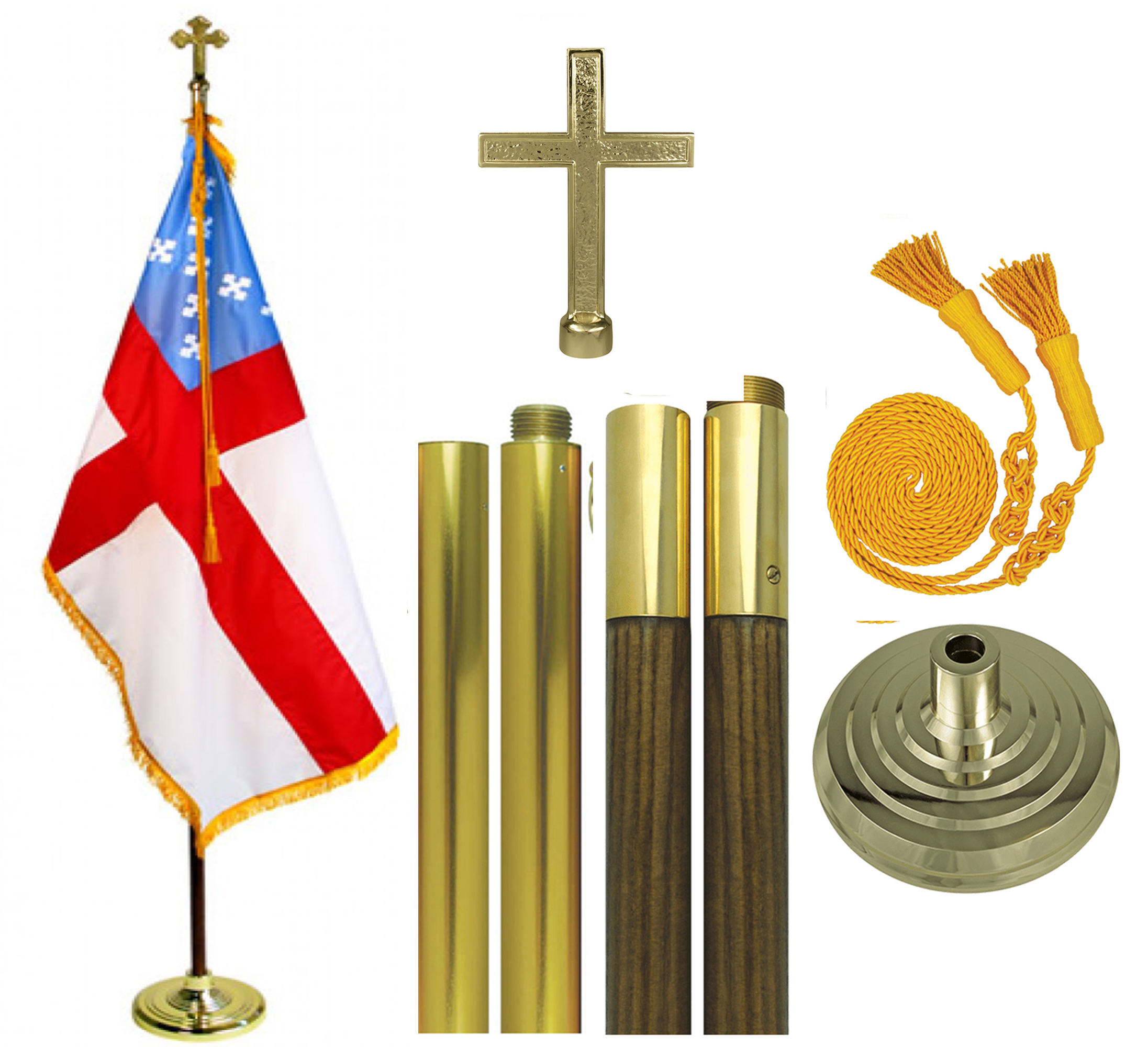Episcopal Flag Sets