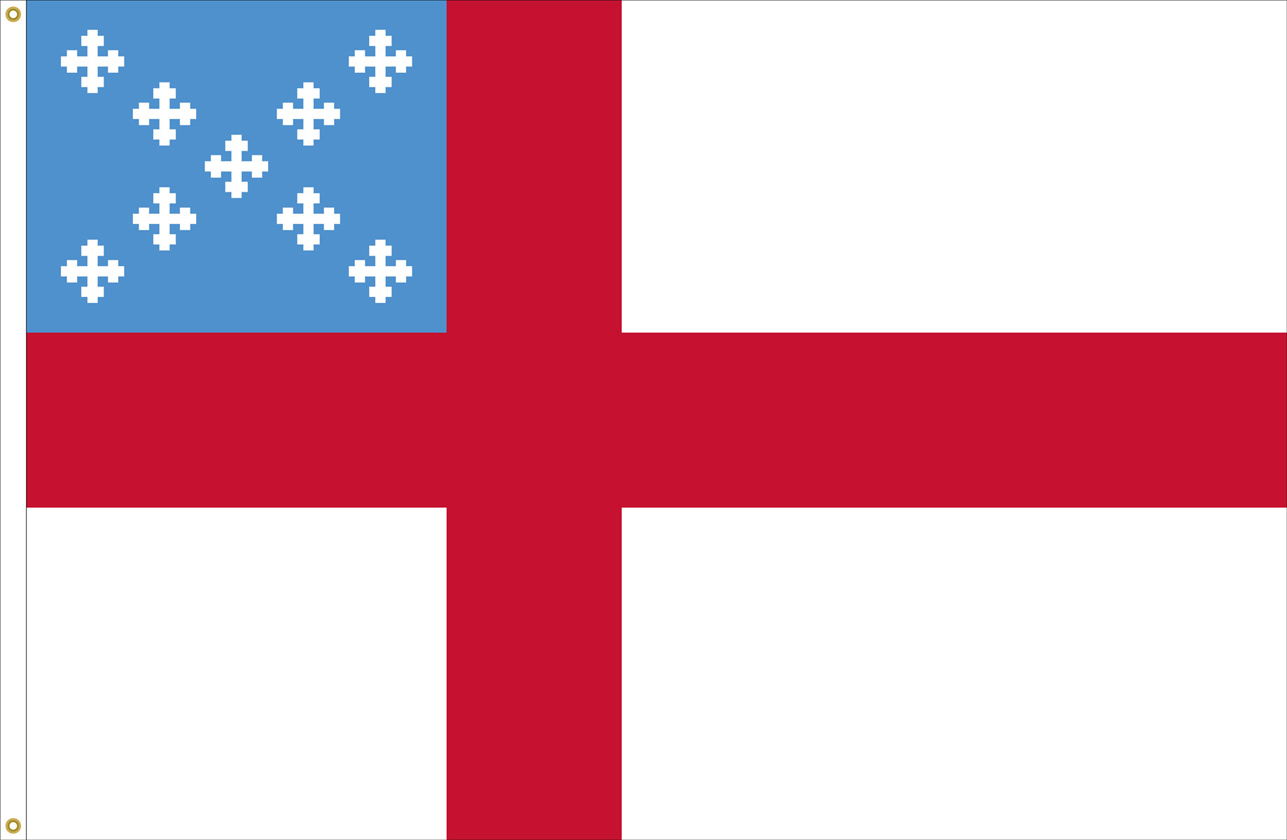 Episcopal Outdoor Flags