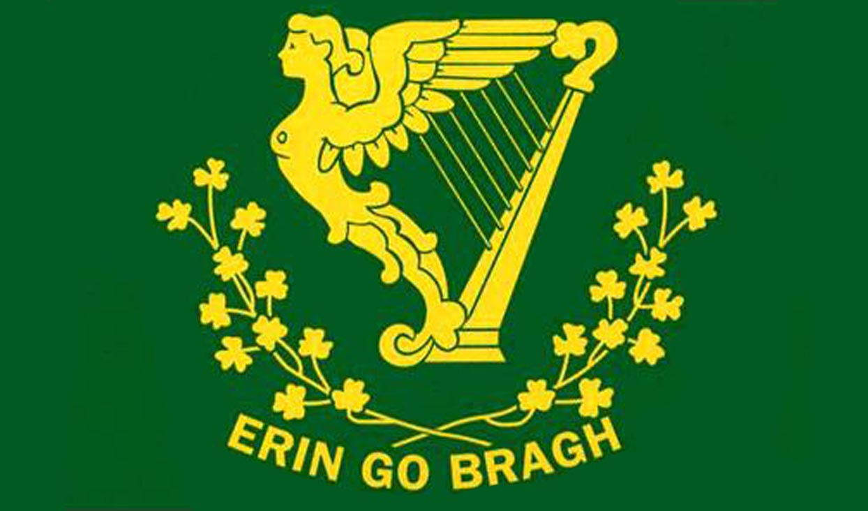 Erin Go Bragh Flags
