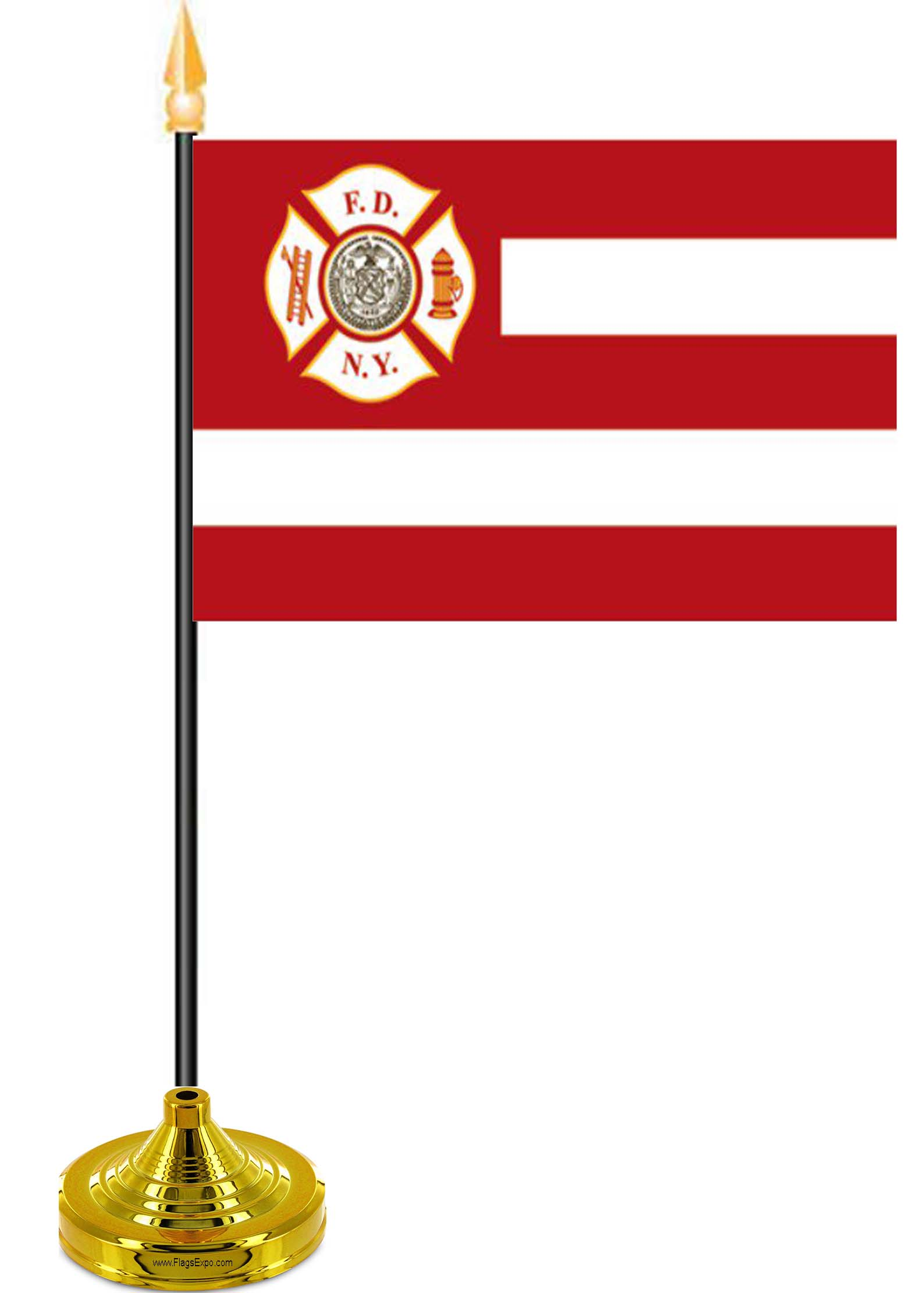 FDNY Deck Flags