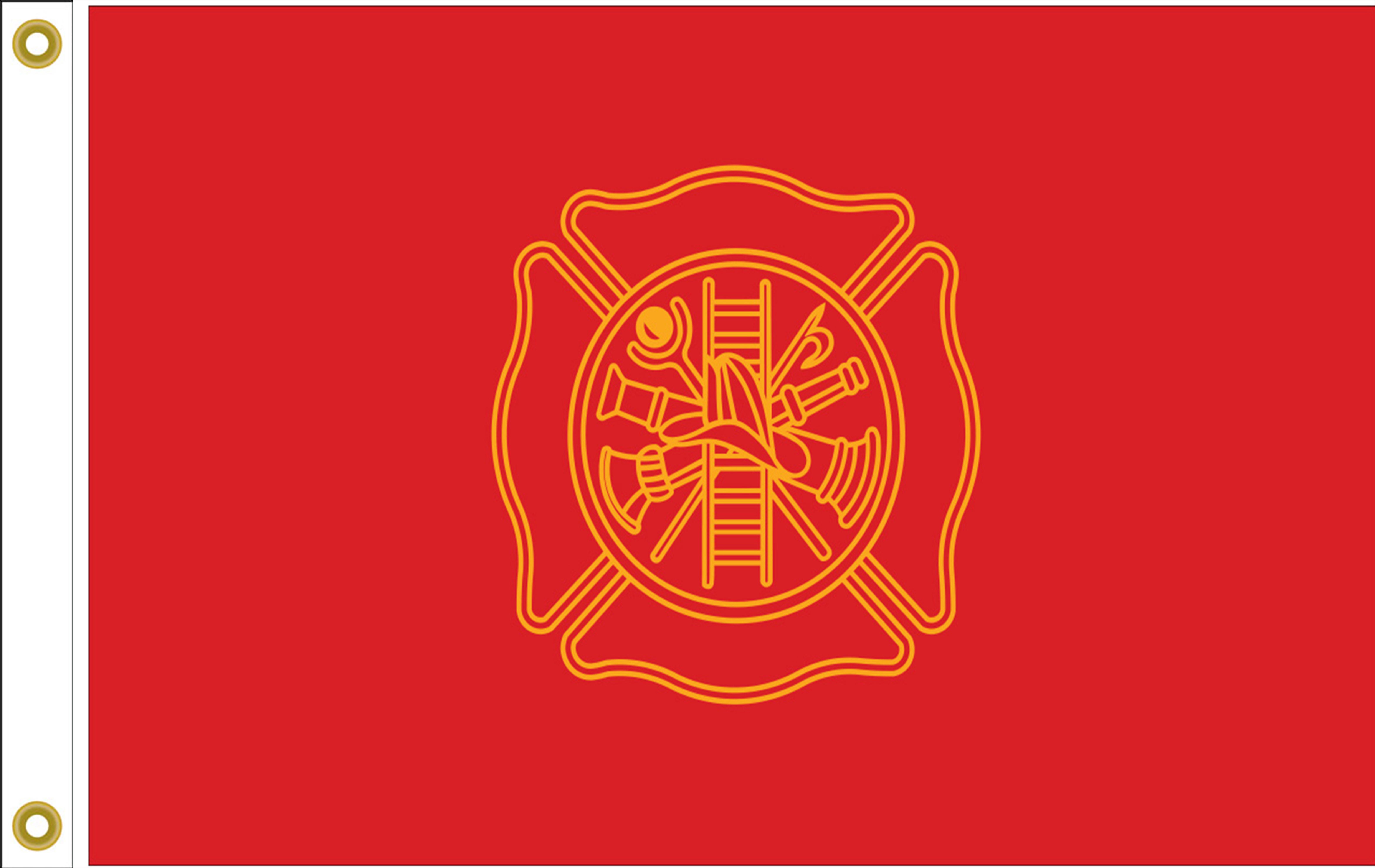 Firefighters Flags
