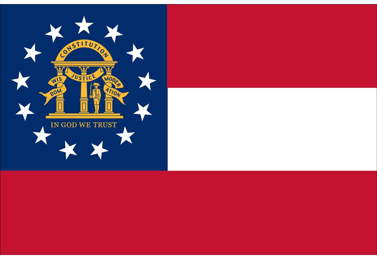 Georgia State Flags