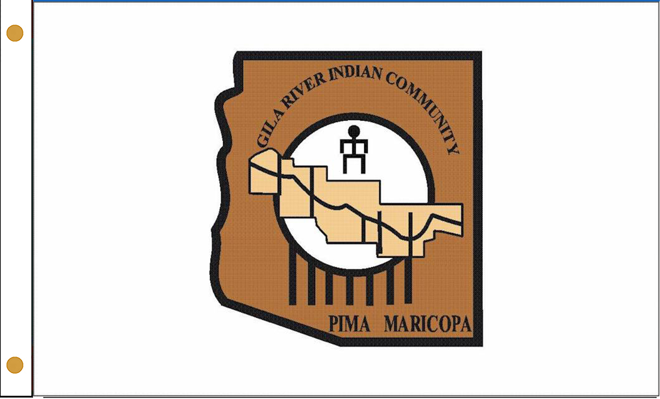 Gila River Indian Community Flags
