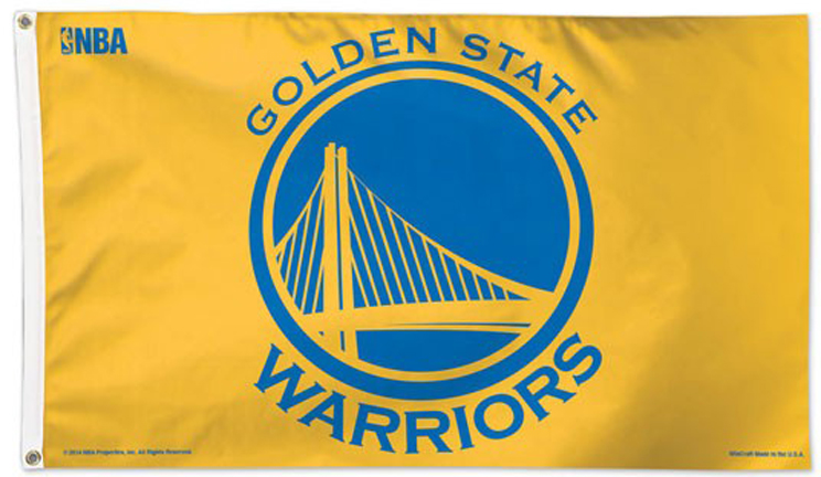 Golden State Warriors Flags