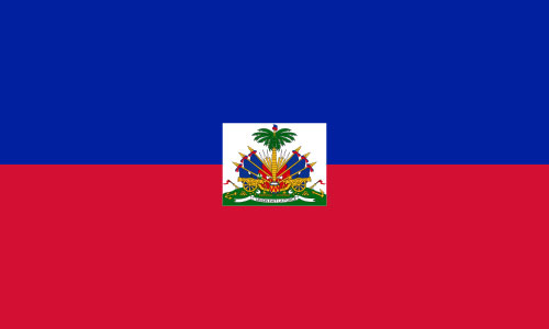 Haiti Official Government Flags