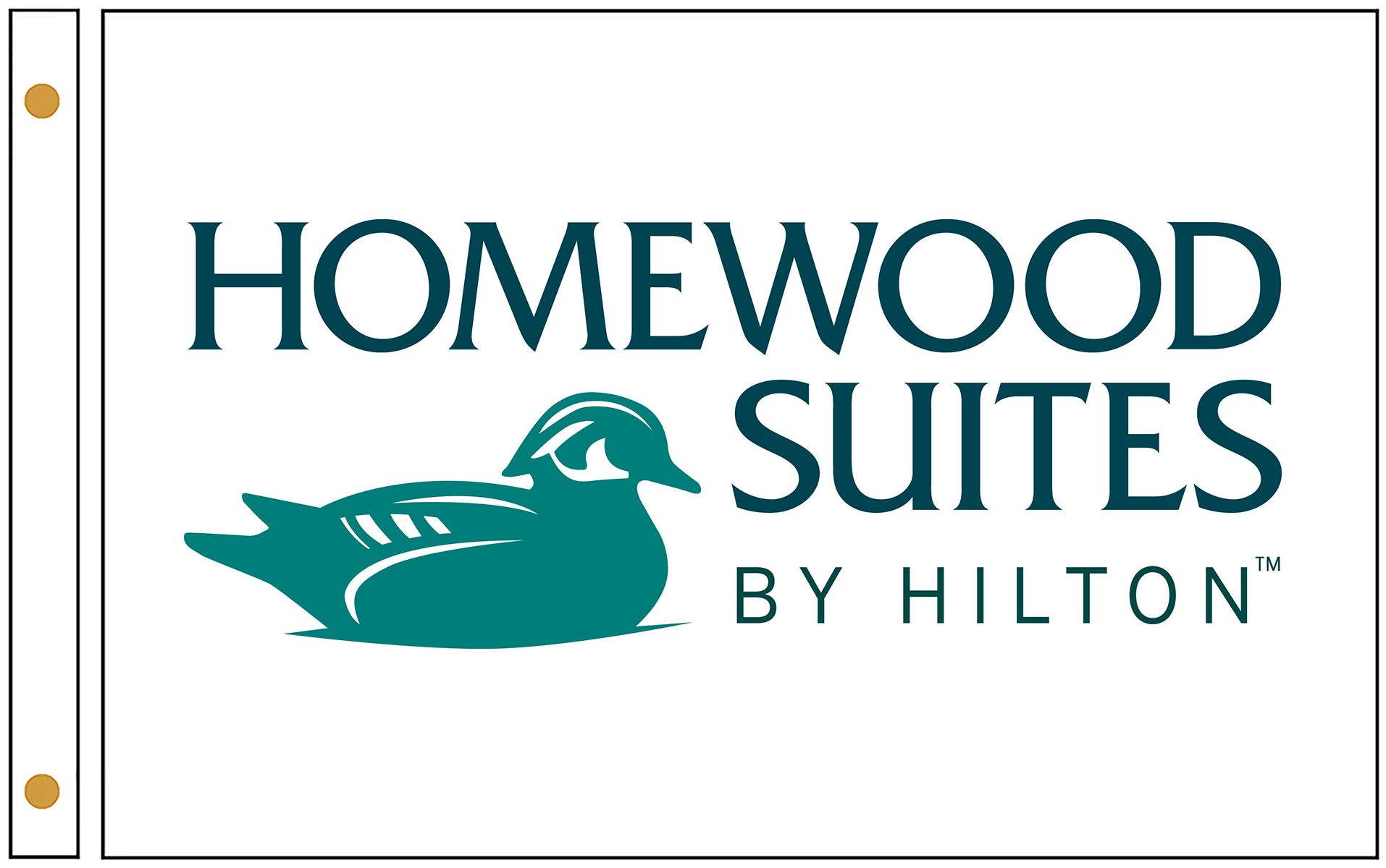 Hilton Homewood Suites Hotel Flags