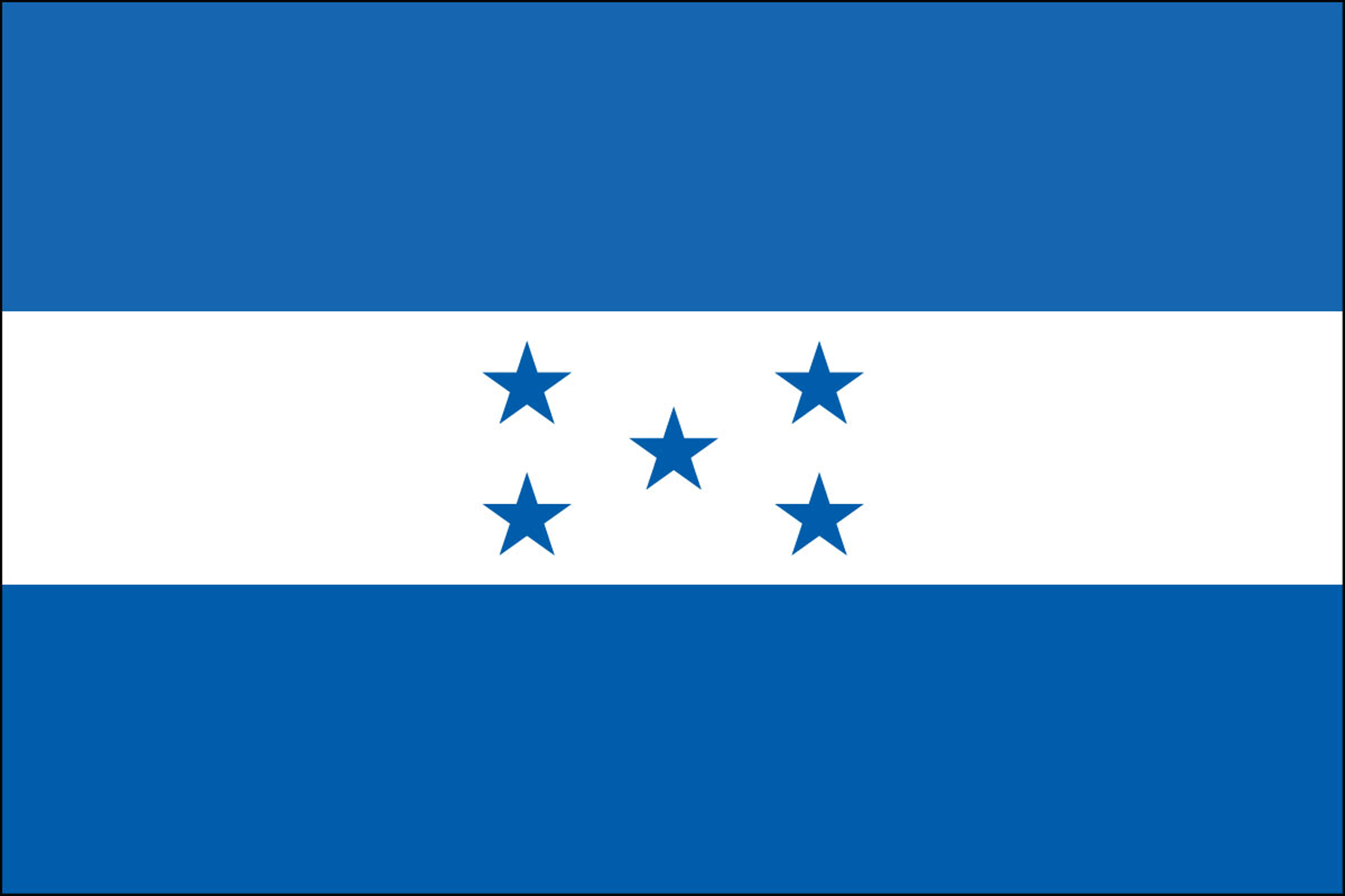 Honduras Flags