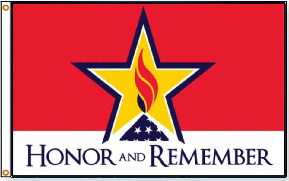 Honor and Remember Flags