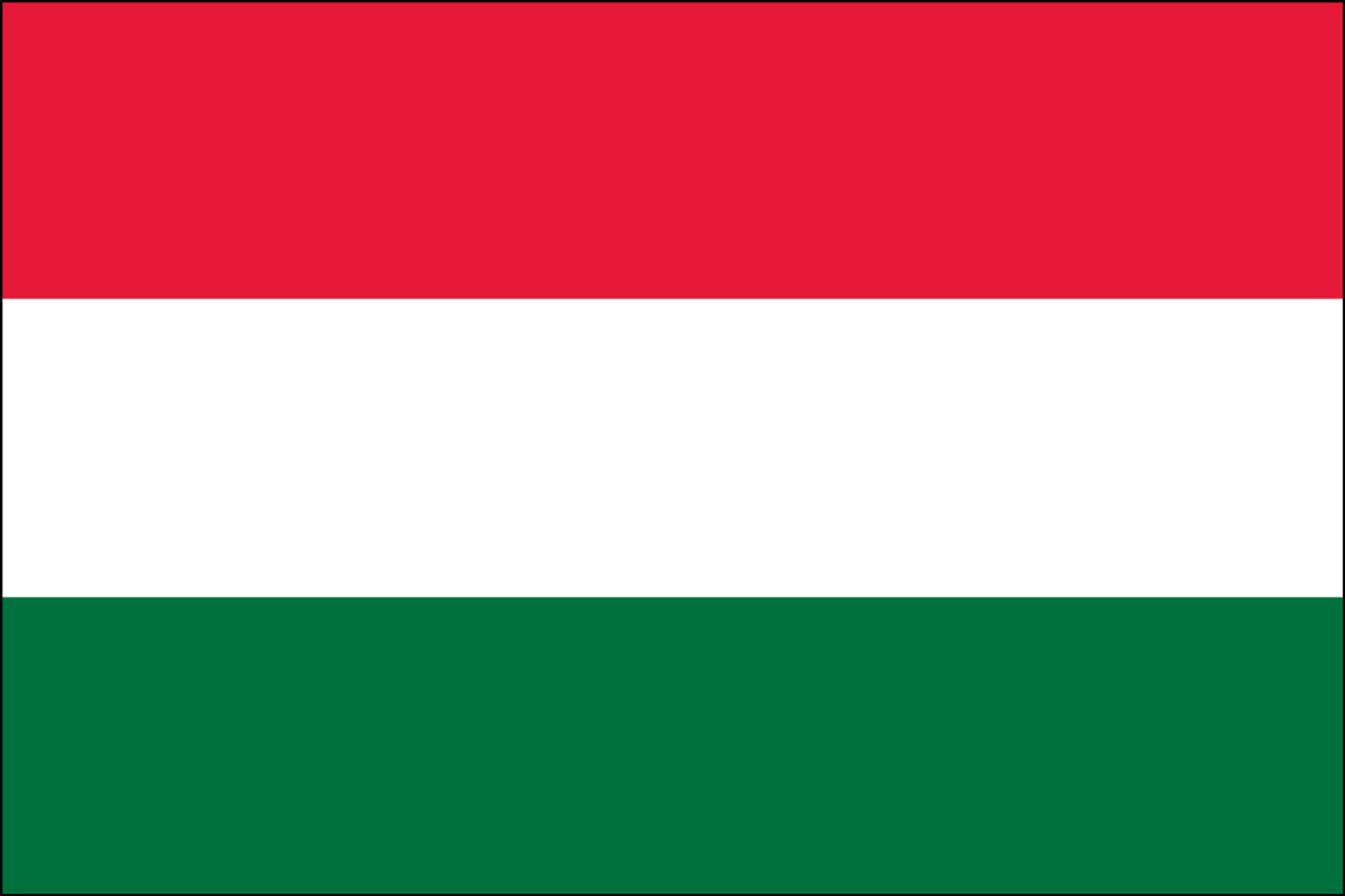 Hungary Flags