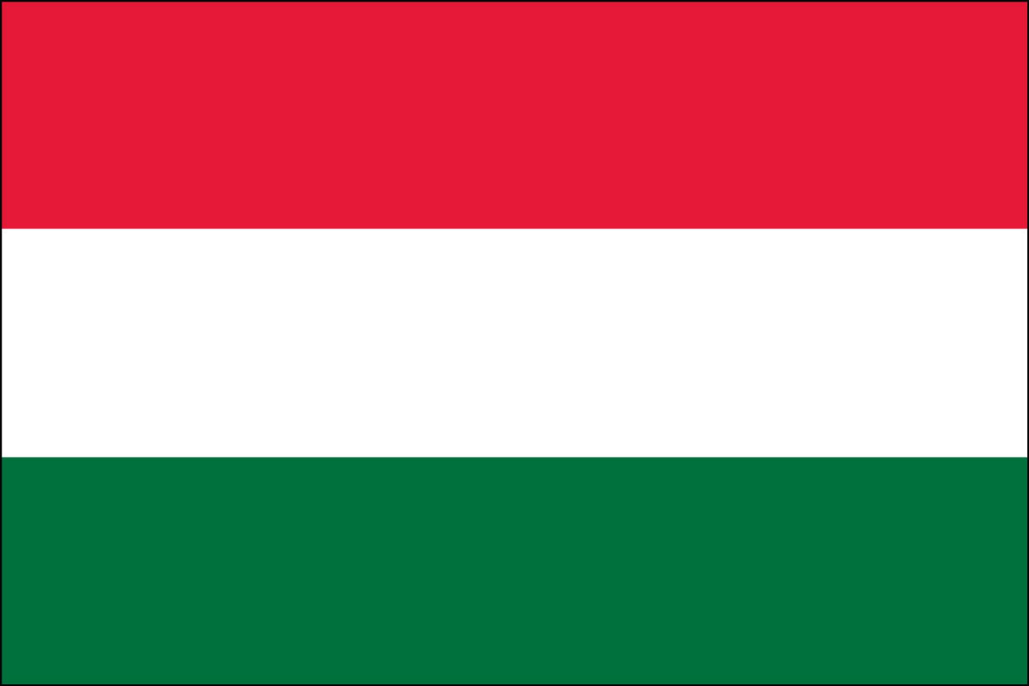 Hungary Flags