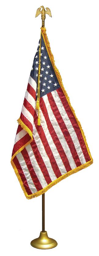 Indoor Parade Flag Sets